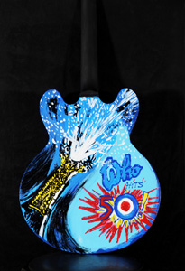 The Who Hit's 50 Guitar<br>Moonshine Ball - n/a - SOLD