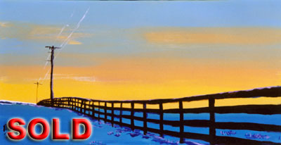 Fence - 12x24 - SOLD