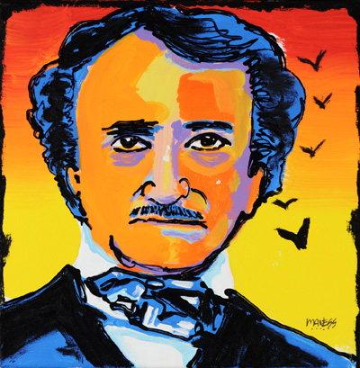 Poe and Friends - 12x12 - ?