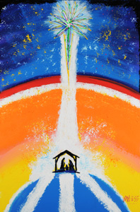 Peace on Earth - 24x36 - ?