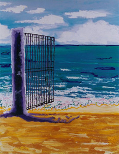 Gateway to Paradise - 24x30 - E-Mail Mike