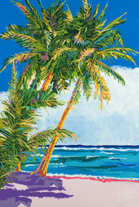 View from the Beach - 24x36 - SOLD