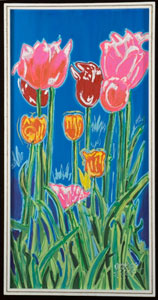 Wild Flowers - 18x36 - E-Mail Mike
