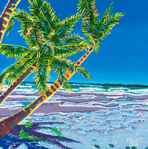 The Edge Costa Maya - 30x30 - SOLD