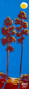 Tall Trees - 12x36 - SOLD