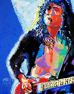 Jimmy Page - 22x28 - ?