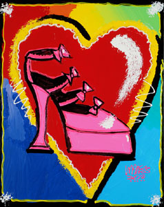 Love Shoes - 16x20 - ?