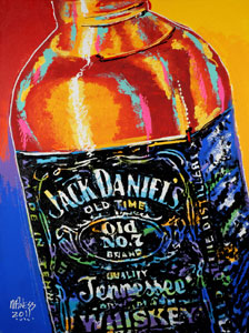 Jack Daniel's If You Please - 30x40 - ?