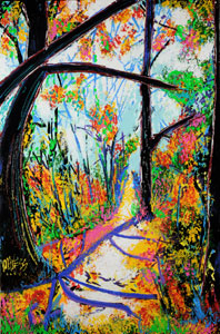 Path for Thought - 24x36 - ?