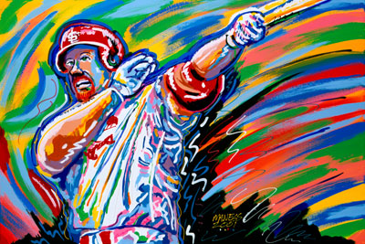 Big Mac 531 - 24x30 - SOLD