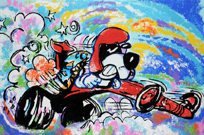 Puppy Power - 24x36 - ?