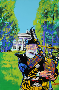 Heritage Highland Games - 24x36 - ?