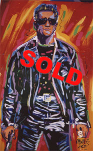 Arnold - 24x36 - SOLD