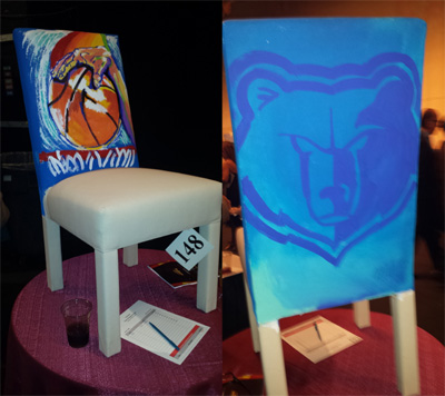 Grizz Dunk Chair - n/a - ?