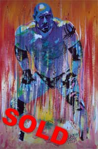 Goldberg - 24x36 - SOLD